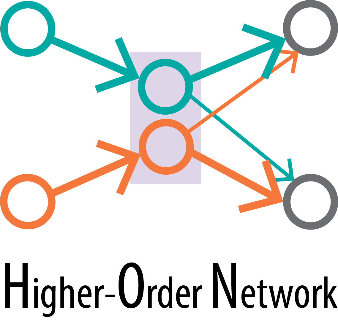 Higher-order network